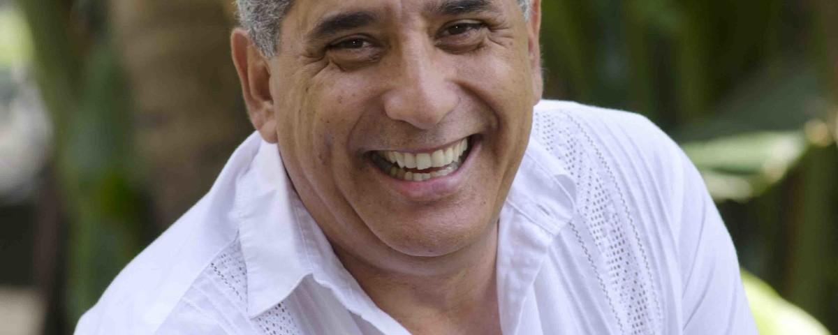 Salomon Raydan,  emprendedor social venezolano de la red Ashoka, creador de los Bankomunales, experto en finanzas populares y presidente de la Fundación de Financiamiento Rural (Fundefir).Caracas, 27 de Julio 2011 ( Ramon Lepage / Orinoquiaphoto).